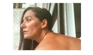 Mônica Carvalho relata à coluna que recebeu alta após mais de uma semana com a Covid-19. Atriz, que fazia isolamento em seu quarto, em casa, recebeu alta médica | Reprodução