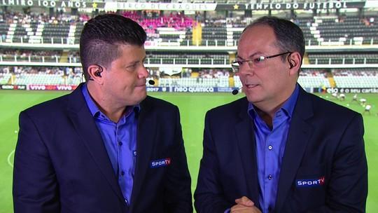 """Vilaron critica diretoria do Santos após """"reviravolta"""" sobre Levir Culpi"""