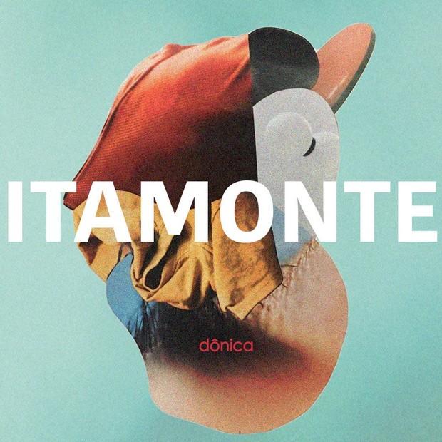 Capa de Itamonte, novo disco da Donica (Foto: reprodução)