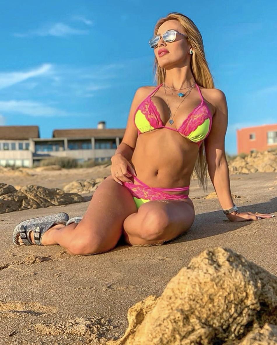Leticia Santiago (Foto: Reprodução / Instagram)
