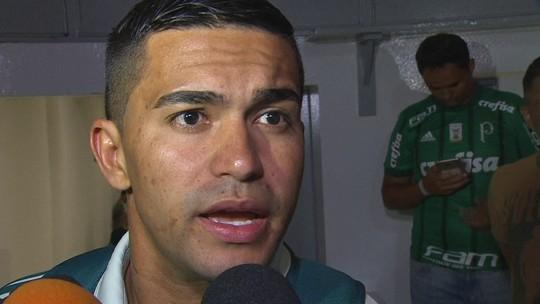 Dudu rebate críticas e explica o gol sem comemoração em vitória do Palmeiras