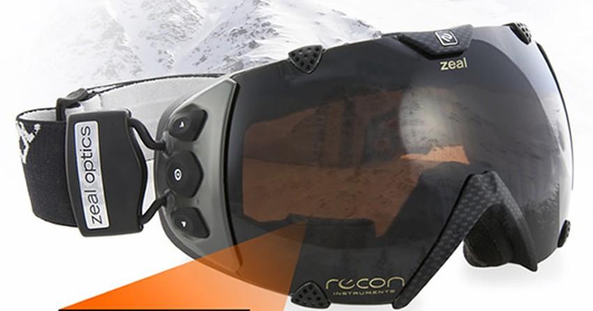 Óculos Zeal com GPS para esportistas   Notícias   TechTudo 6d5c3dee79