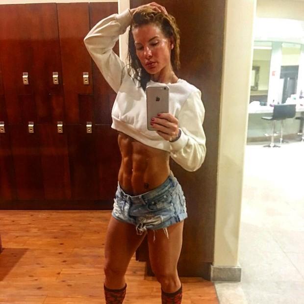 Mandy Blank (Foto: Reprodução/Instagram)