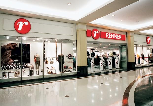 Unidade da rede de lojas Renner (Foto: Reprodução/Facebook)