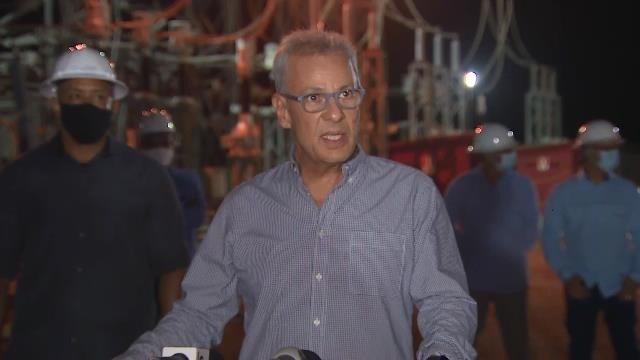 Ministro de Minas e Energia diz que baixo nível de hidrelétricas é 'uma preocupação' para a segurança energética
