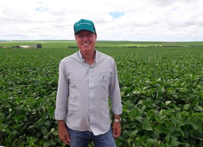 agricultura-soja-oli-fiorese (Foto: Raphael Salomão/Ed. Globo)