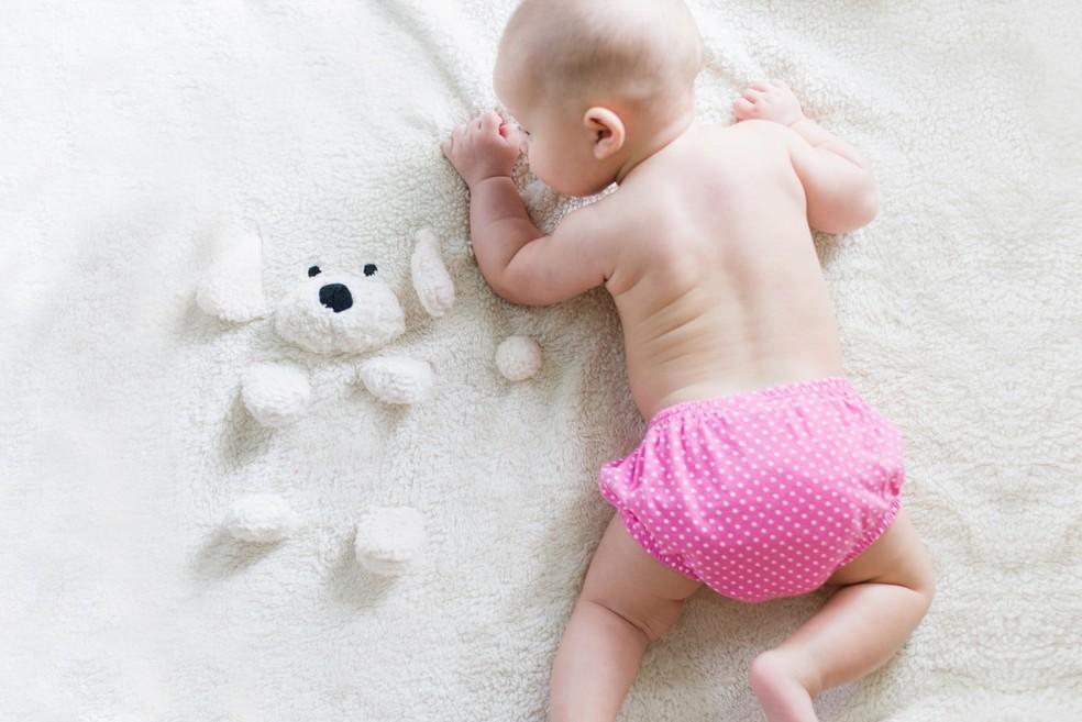 Os recém-nascidos choram com sotaque, imitando o que ouviam quando estavam no útero. — Foto: Unsplash