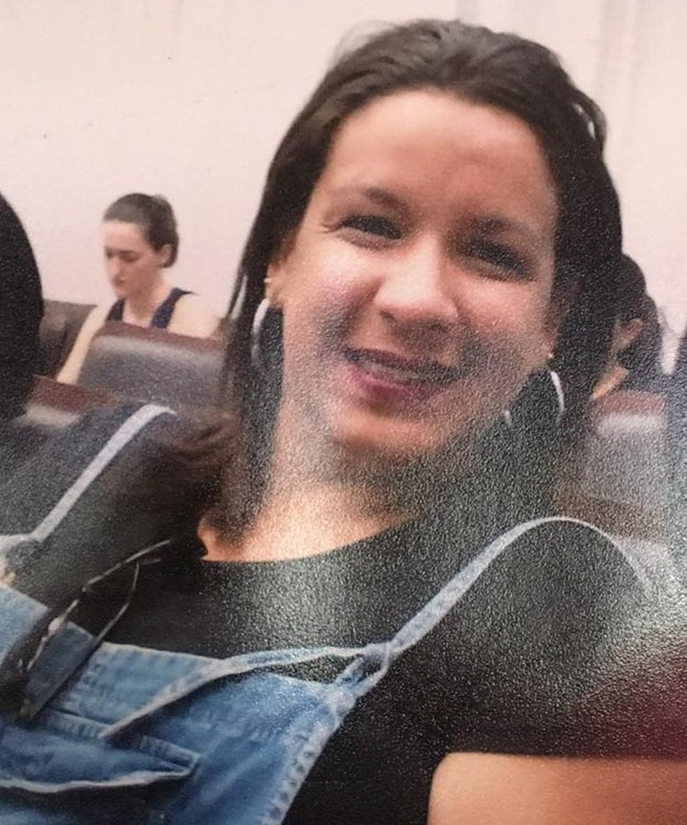 Syslanne da Silva foi encontrada morta na manhã desta sexta (23) (Foto: Arquivo pessoal)