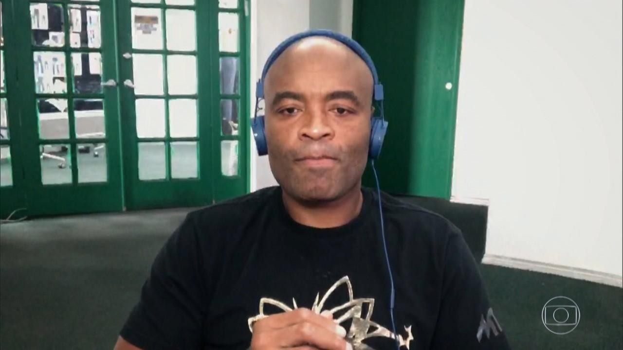 Anderson Silva revela que recebeu R$ 20 mil de Minotauro quando pensava em desistir