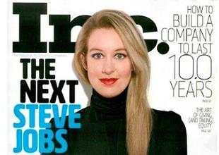Elizabeth Holmes, CEO da Theranos (Foto: Reprodução/Twitter)