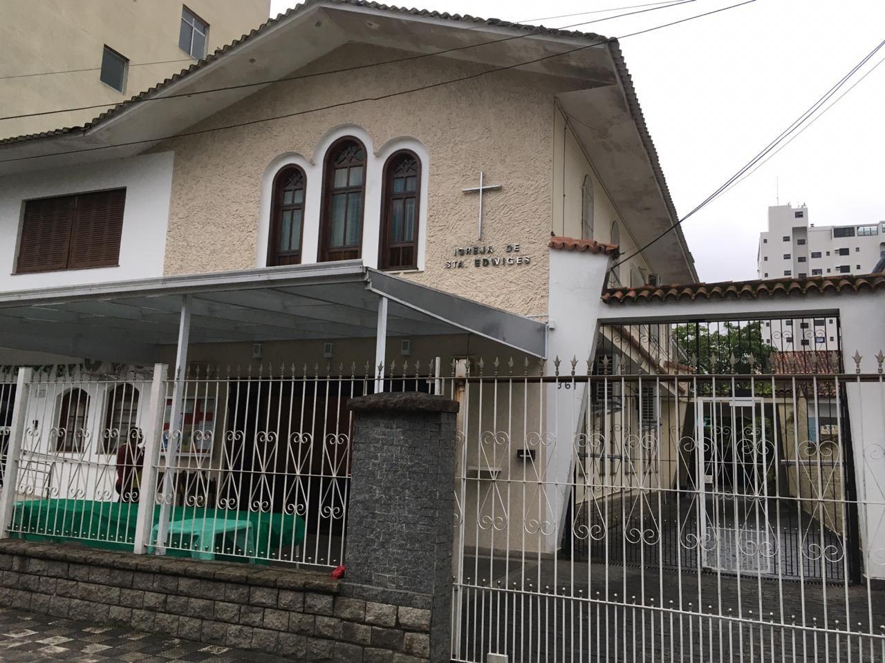 Capela em Santos celebra Dia de Santa Edwiges com missas e procissão - Notícias - Plantão Diário