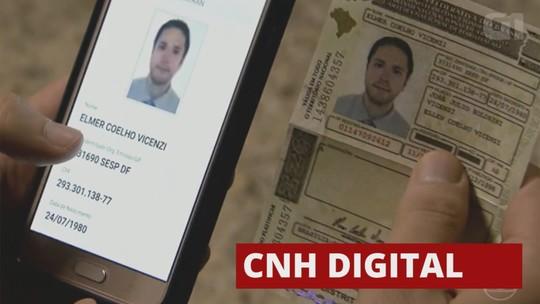 CNH digital será lançada nesta terça, primeiro para estado de Goiás