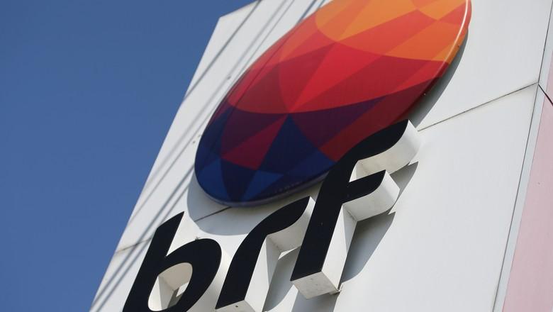 Logotipo da BRF (Foto: REUTERS/Rodolfo Buhrer)