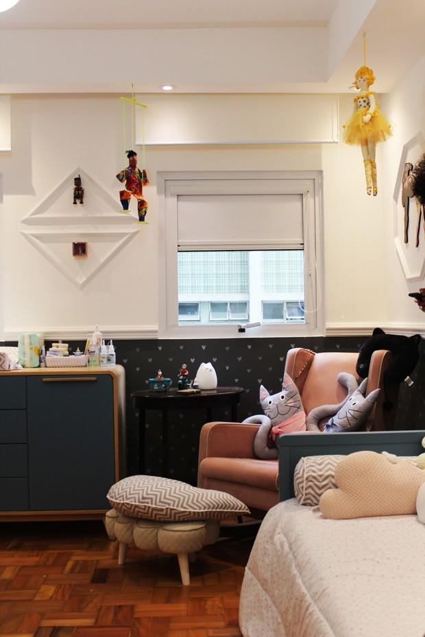Conheça o quarto dos gêmeos de Erick Jacquin e Rosângela Menezes