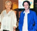 Maria Adelaide Amaral e Vincent Villari | TV Globo