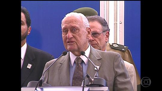 Morre ex-presidente da Fifa João Havelange, aos 100 anos
