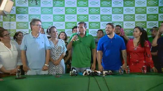 Eleito no AM com mais de 1 milhão de votos, Wilson Lima afirma que fará 'governo técnico'