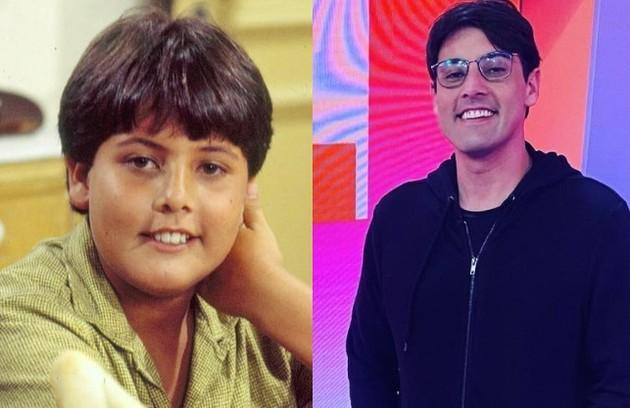 Bruno De Luca estreou na Globo em 'Fera ferida', mas fez sucesso como Fabinho em 'Malhação'. Atualmente, é apresentador do Multishow (Foto: Reprodução)