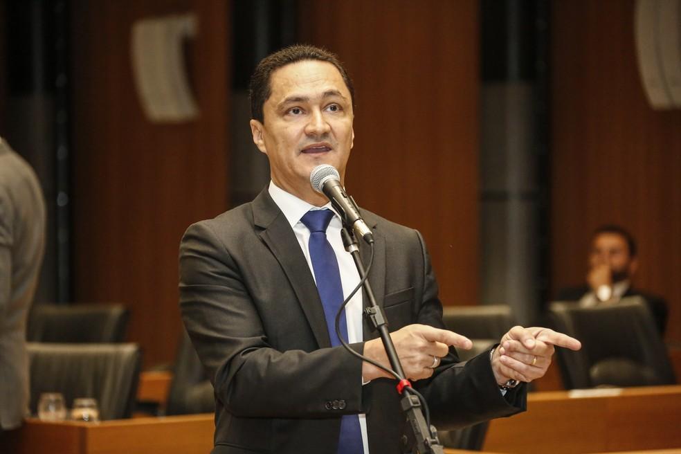 Deputado federal Andre Ferreira (PSC-PE)  — Foto: Roberto Soares/Divulgação