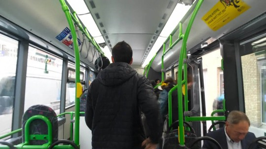 'Em Movimento' apresenta os ônibus do futuro