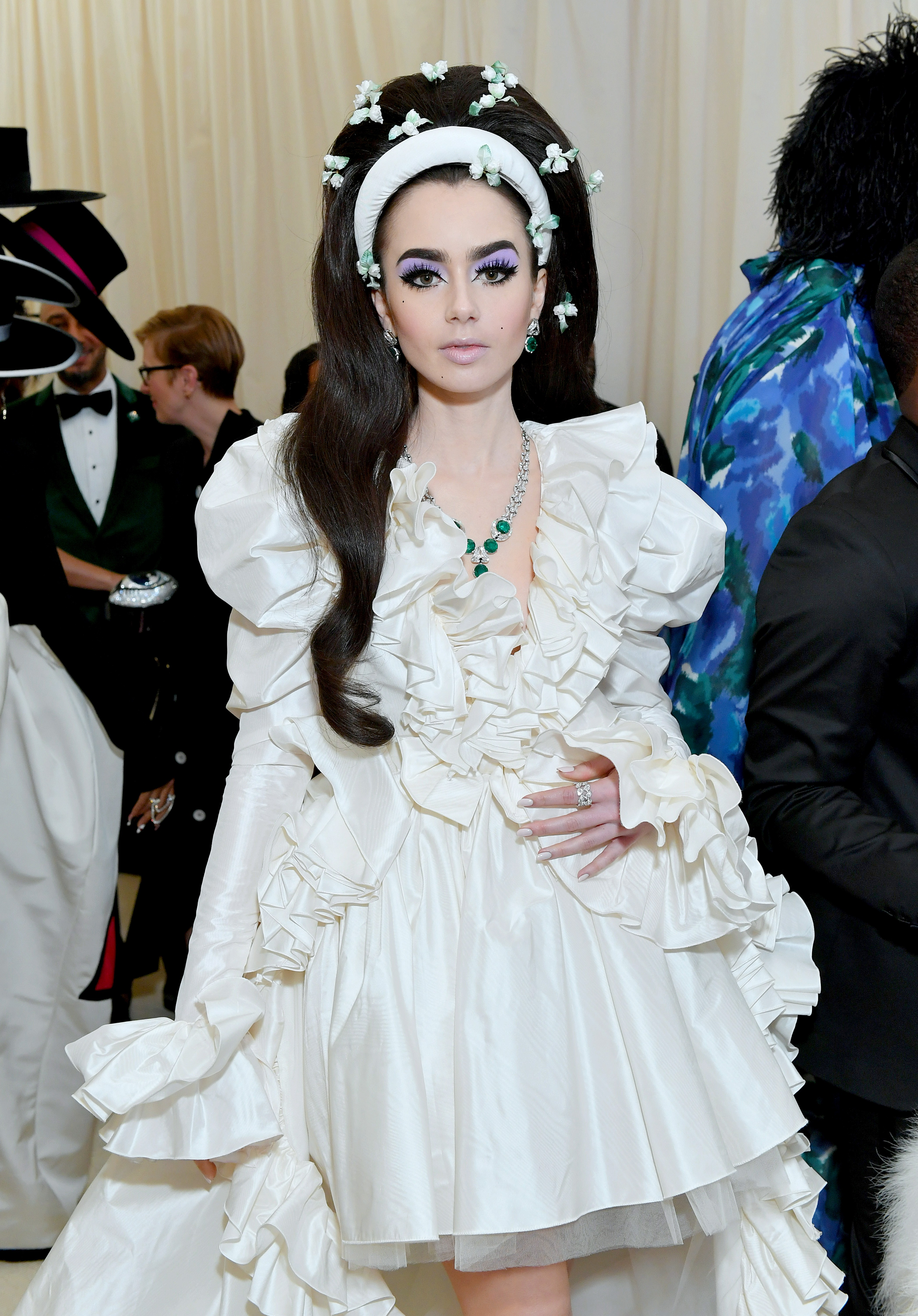 Lily Collins (Foto: Getty Images)