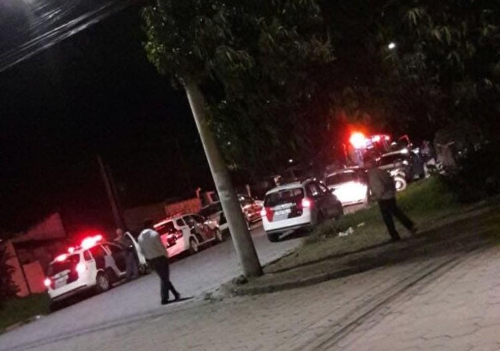 Dono de pousado é assassinado a tiros em Caraguá (Foto: Arquivo pessoal/ Eduardo Campos)