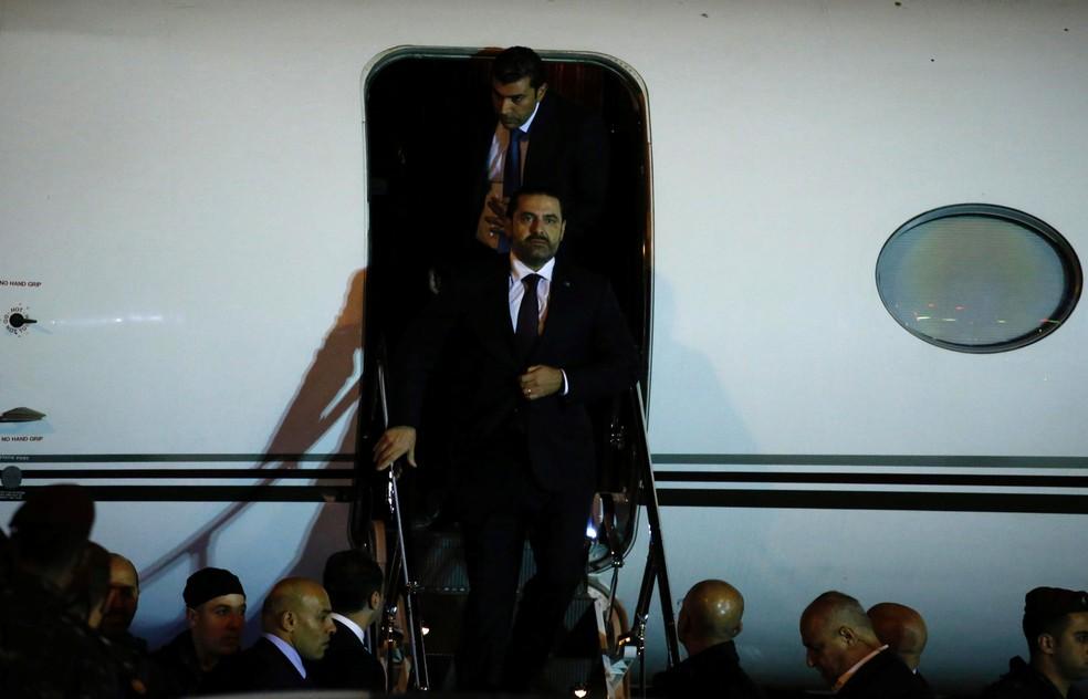 Hariri adia sua renúncia a pedido do presidente libanês