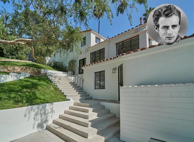 A casa do ex-diretor da Warner Bros., possui uma construção aos fundos, a qual abriga uma área privada de hóspedes (Foto: The Agency)
