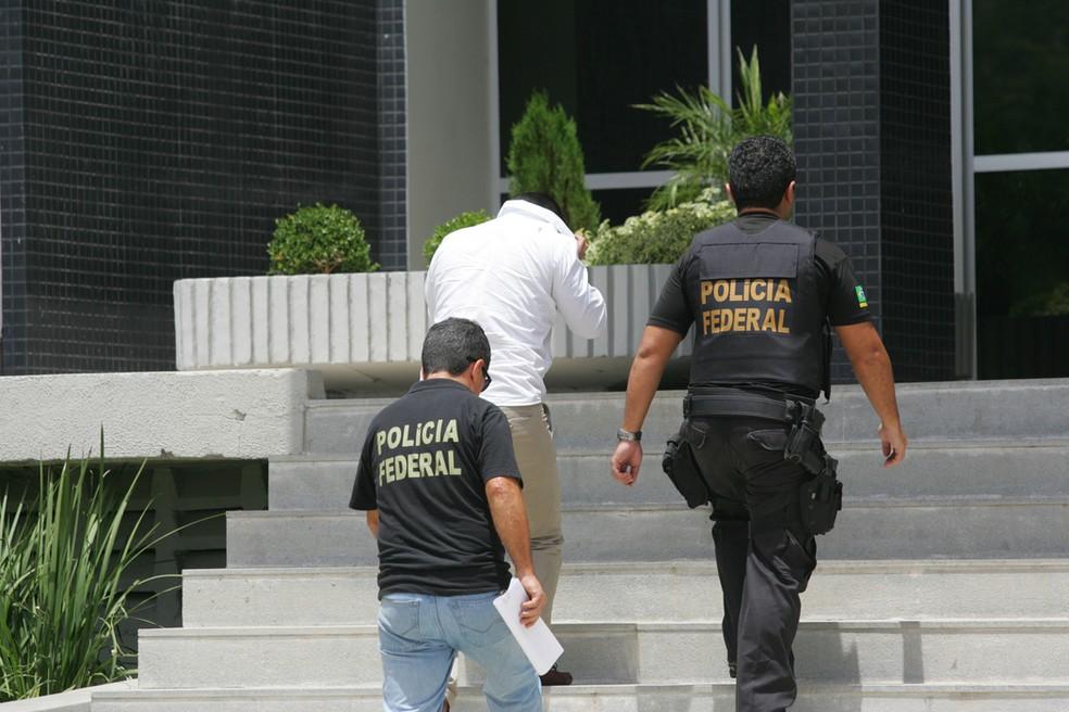 Operação Cardume revelou esquema de tráfico internacional de drogas — Foto: Natinho Rodrigues/SVM