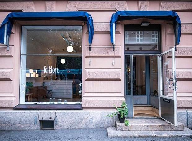 Design District, em Helsinque, na Finlândia (Foto: Casa e Jardim)