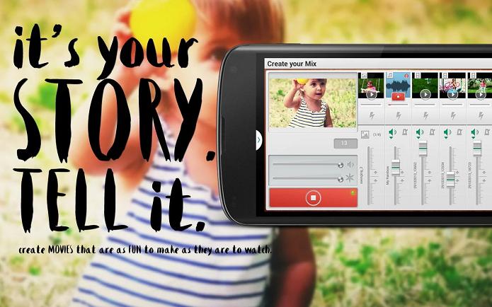 trakax é um enxuto editor de vídeos (Foto: Divulgação/Android)