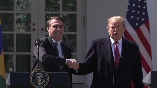 Imprensa dos EUA destaca similaridades entre Trump e Bolsonaro