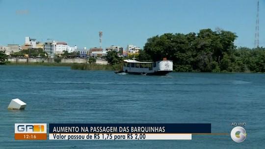 Reajuste na passagem da barca que faz a travessia entre Petrolina e Juazeiro-BA entra em vigor