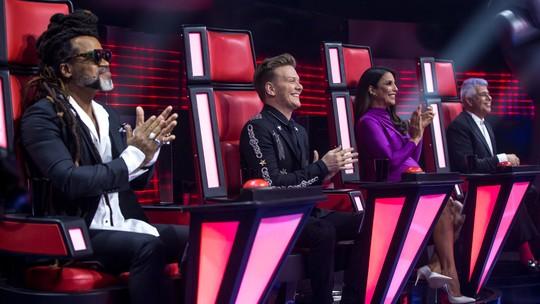 Final do 'The Voice Brasil' tem apresentações especiais dos técnicos e convidados