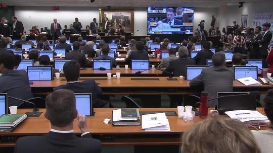 CCJ da Câmara abre sessão para votar PEC da reforma da Previdência