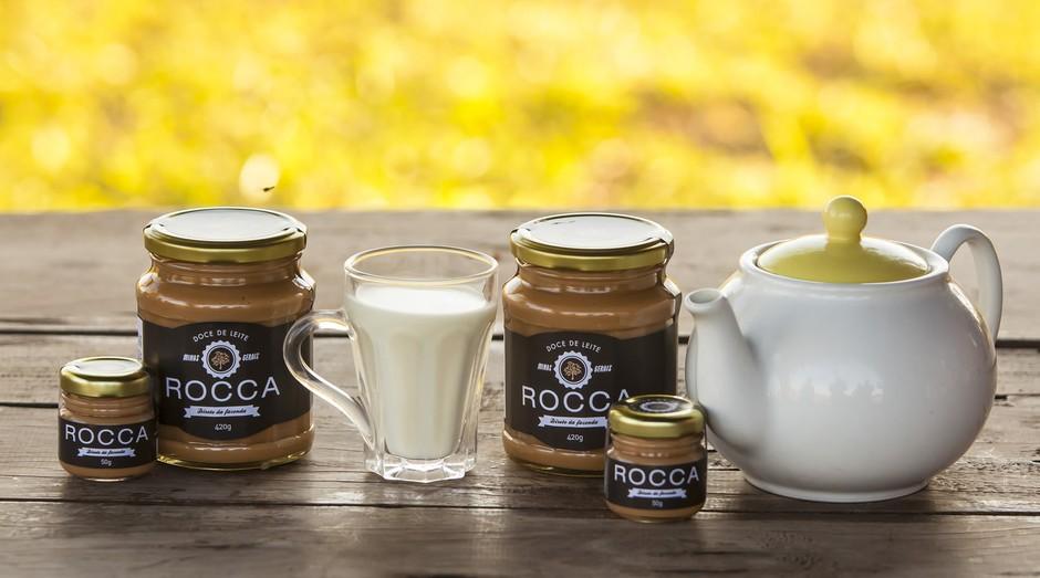 A Rocca é especializada em doce de leite mineiro, tradicional sobremesa regional (Foto: Divulgação)