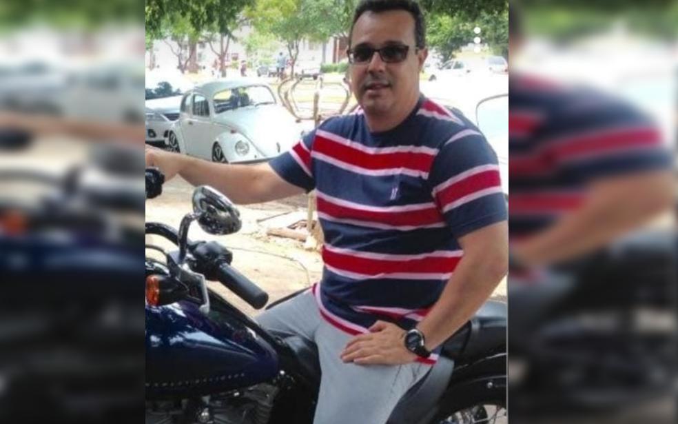Alexandre Diamantino cometeu suicídio após atirar na ex-companheira em Jales  — Foto: Arquivo Pessoal