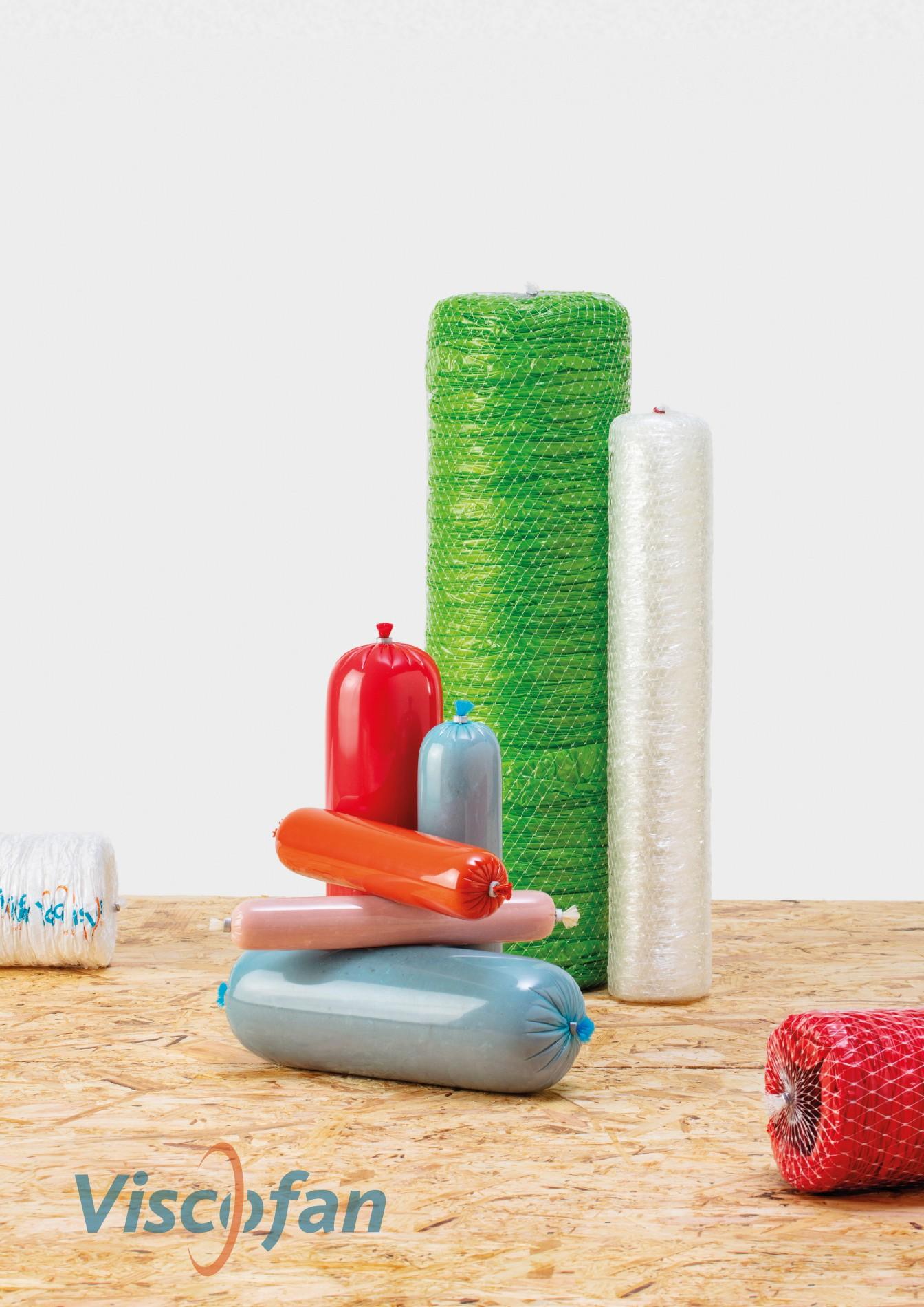 Viscofan lança nova linha de tripas plásticas sustentáveis para a indústria de alimentos