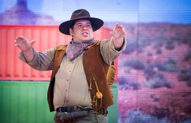Leandro Hassum será o próximo ex-obeso da televisão: o ator anunciou que fará cirurgia bariátrica em novembro (Foto: TV Globo /Estevam Avellar)