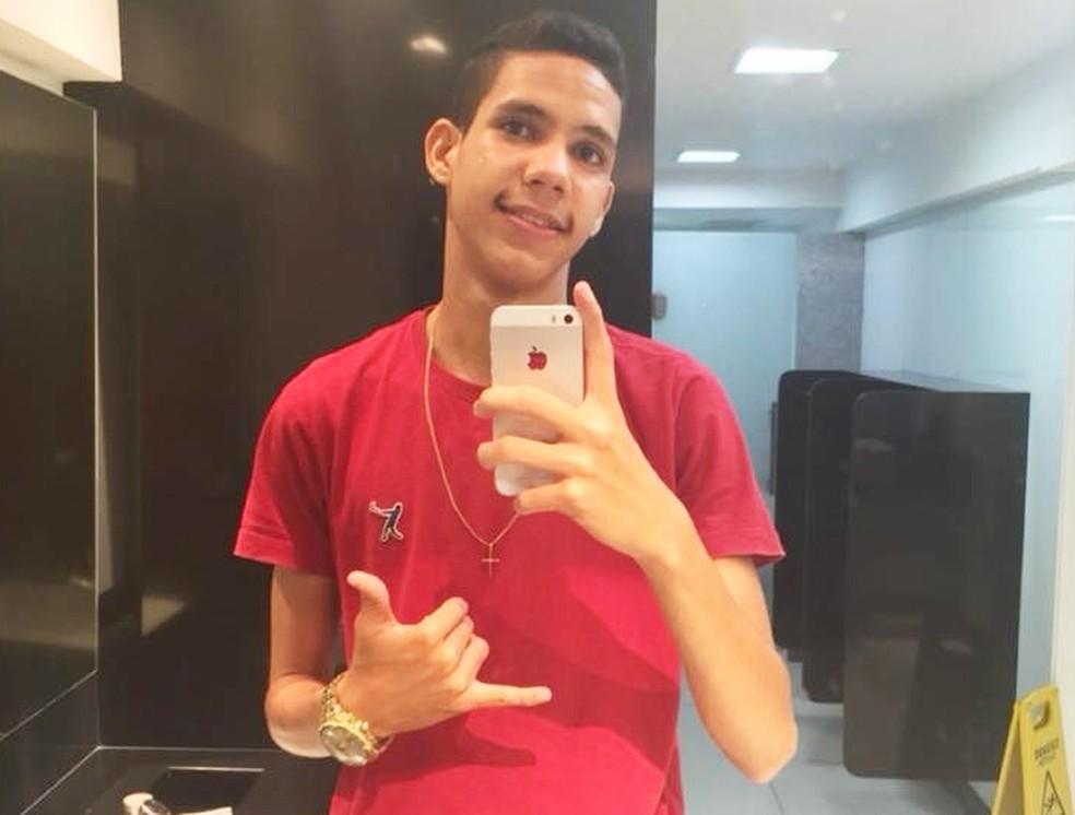 Lucas Soares Costa tinha 18 anos (Foto: Arquivo Pessoal)