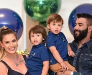 Andressa Suita comenta suposta gravidez de filho com Gusttavo Lima