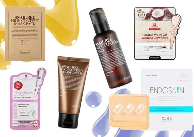 Novos produtos para quem ama K-Beauty  (Foto: Divulgação)