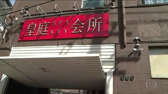 Polícia descobre em karaokê de SP chinesas mantidas em cárcere privado