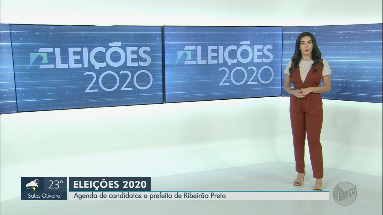 Veja como foi a terça-feira (3) de campanha dos candidatos a prefeito de Ribeirão Preto