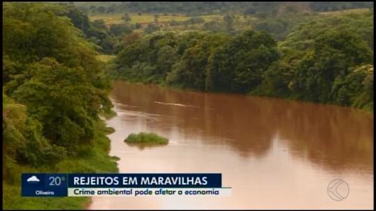 Rejeitos são detectados no Rio Paraopeba a 130 km da mina