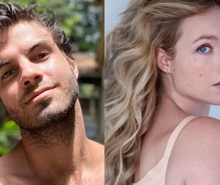 Daniel Blanco e Malu Rodrigues | Reprodução e Vinicius Mochizuki