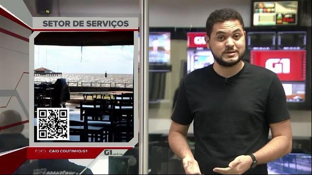 G1 em 1 minuto: setor de serviços tem maior crescimento do país em agosto