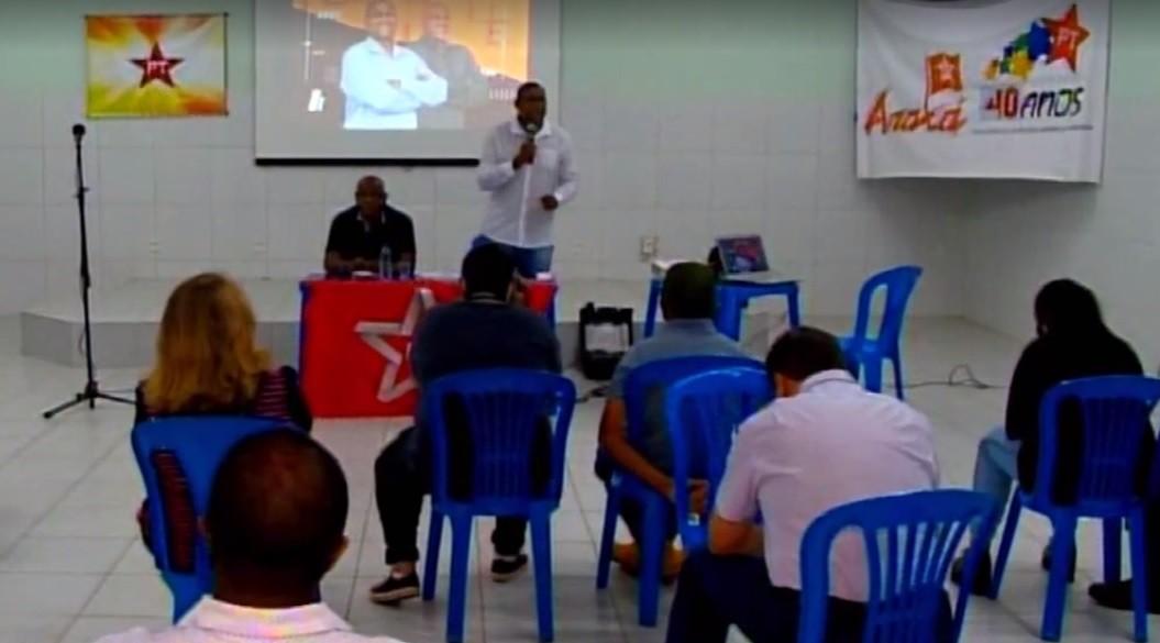 PT oficializa candidatura de Professor Jales André à Prefeitura de Araxá