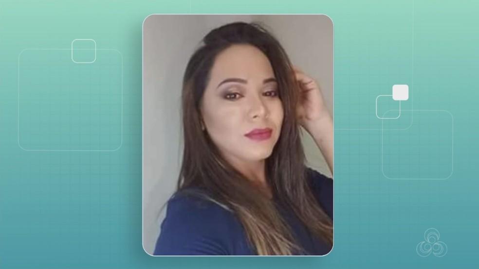 Silvia foi morta após sair da faculdade em Porto Velho — Foto: Reprodução/Rede Amazônica