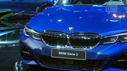 BMW mostra novo Série 3 e confirma esportivos no Salão de SP